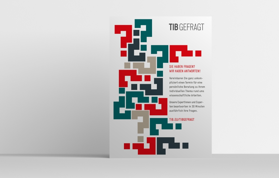 TIBgefragt Poster